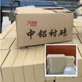 Wear Resistant Ceramic Alumina Brick For Lining Furnaces