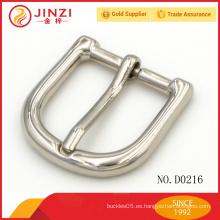 2015 bolsa de la compañía de la mejor venta y accesorios de la caja hebilla D0216