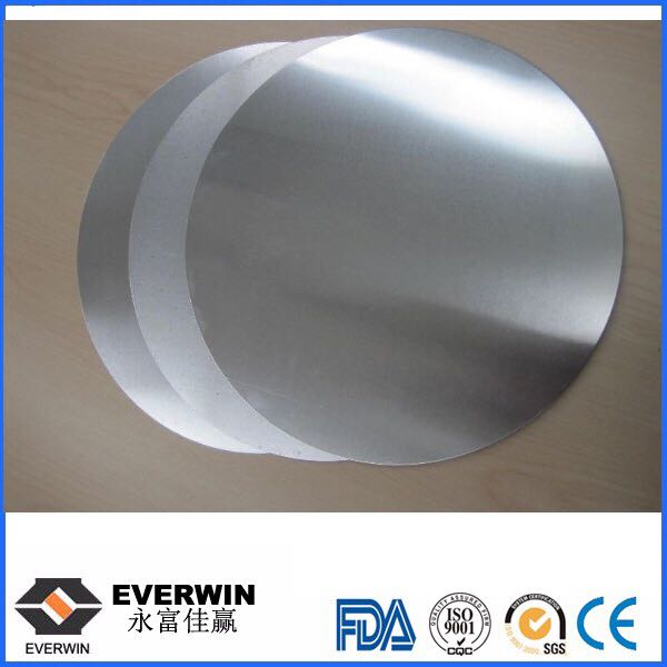 Polished Aluminum Discs