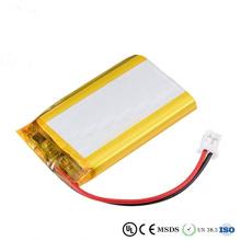 401730 3.7V 150mAh Li-Polymer bateria para fone de ouvido bluetooth