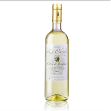 WHITE Wine Chateau Le Chrisly