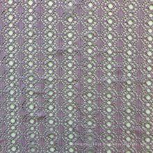 Tecido de renda para vestidos de noiva nigerianos 150cm