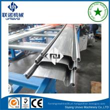 Obturador de metal máquina de laminação a frio