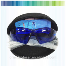 Specialized sugar paste for hair removal laser glasses