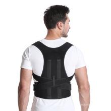 Unisex Adjustable Back Support Back Protector Posture Corrector Spine