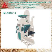 Prix de machines de moulin à riz compact de ménage