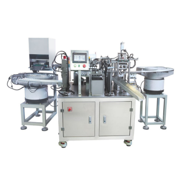 Automatic Assembly Machine with Stop Water Film
