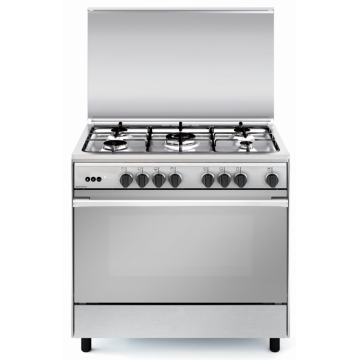 Gas Ranges Oven Stainless Steel Itali