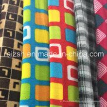 Gedrucktes Polar Fleece-Gewebe für die Herstellung von warmen Kleidern