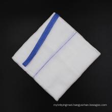 High quality prewashed disposable sugical gauze lap sponge