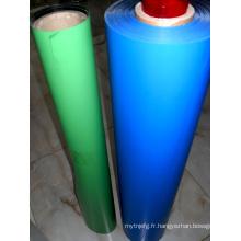 Membrane croisée HDPE pour membrane adhésive autocollante bitume d'asphalte