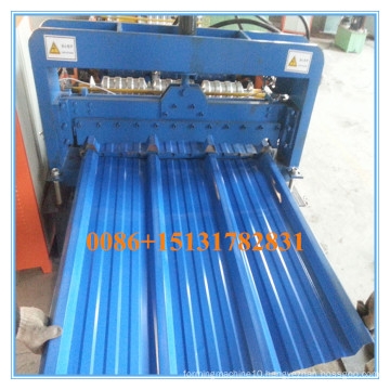 Roof Panel Forming Machine, Roof Panel Cold Roll Forming Machine