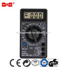 Multímetro digital DT830D DT832 con zumbador de 9V
