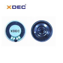 Neodymium 8ohm 0.5w full range 30mm mylar speaker