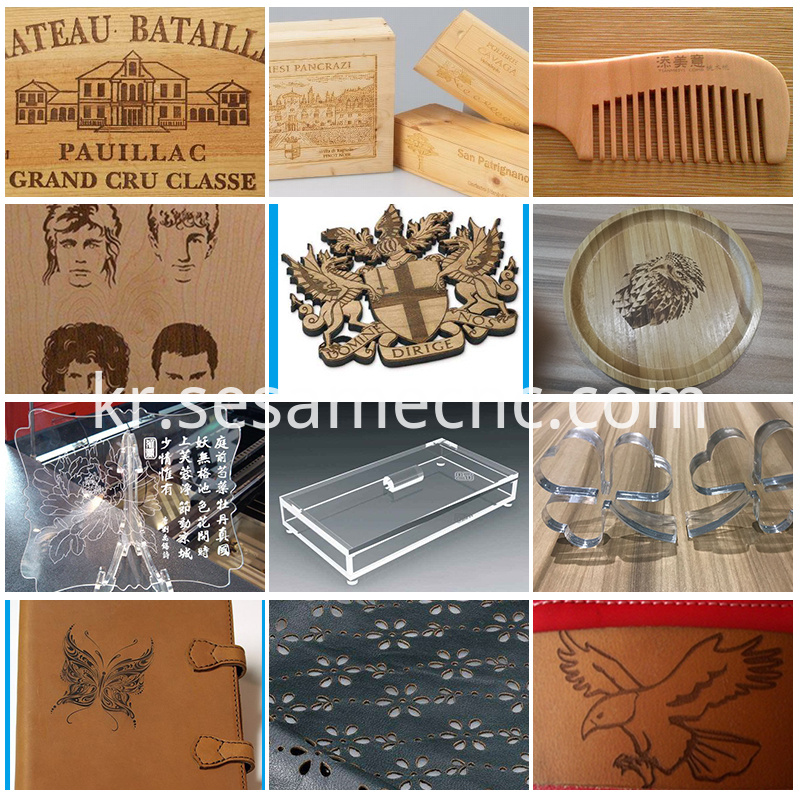 laser wood cutting machine