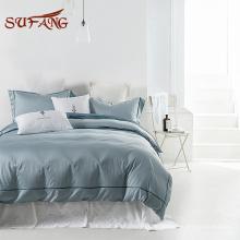 Panton Farbe maßgeschneiderte elastische um Anti-Staub und Milbe ausgestattet Spannbettlaken mit Reißverschluss
