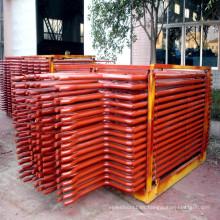 Sobrecalentador del sistema de calefacción de caldera de tubo de fuego
