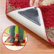 Nueva llegada respetuoso del medio ambiente alfombrilla alfombrilla antideslizante alfombrilla alfombra ruggies