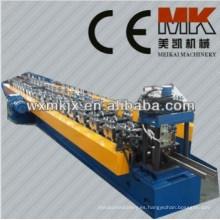 Rollo de acero hidráulico del marco de la puerta del acero del metal que forma los marcos de puerta de la máquina hechos de la máquina