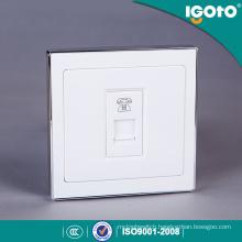 Igoto B9074 Rj11 Electric Telephone Wall Socket Outlet