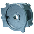 Hydraulic gear pump double gear pumps