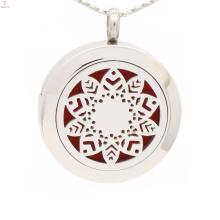 High quality oil diffuser pendant,aroma oil diffuser locket,essential oils jewelry