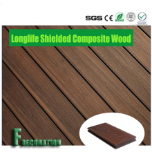 Заводская цена ограничен твердых открытый настил древесины пластиковых композитных WPC