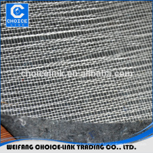 Composite base mat of bitumen membrane