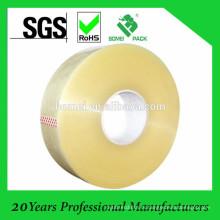 Желтовато bopp напечатала Упаковывая ленту с ИСО одобренный SGS