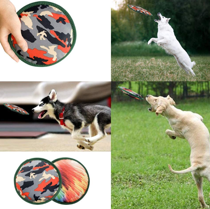 Dog Flying Toys Ourdoor