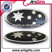 Emblemas de insignias personalizadas de calidad superior automotriz