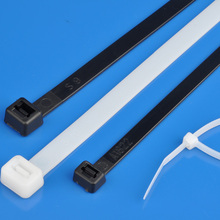 Self-Locking, 10X450 (17 3/4 INCH X200) Cable Tie