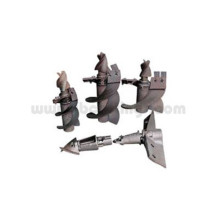 Customized Steel Lost Wax Precision Casting Components