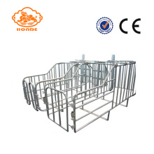 Q235 Steel Galvanized Pig Gestation Crate