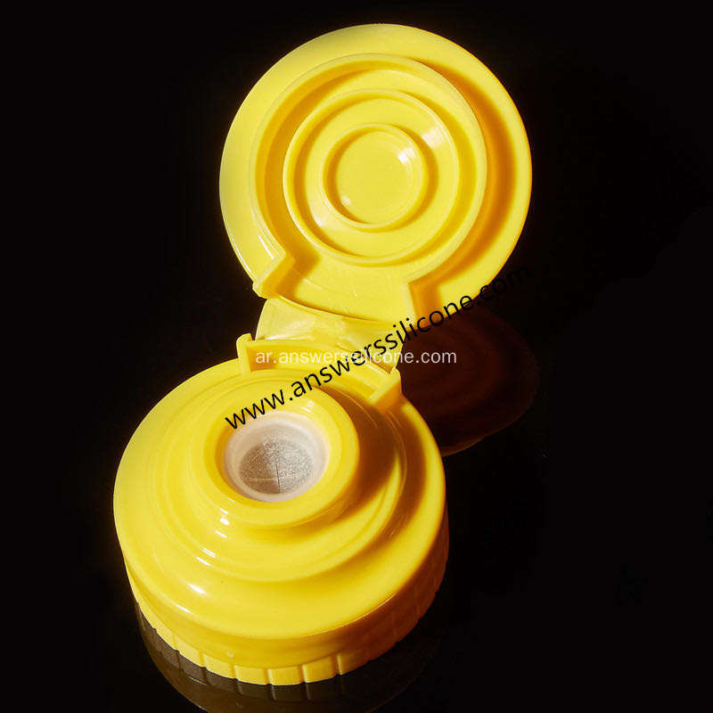 SiliconeRubber Cross-Slit Bottle Cap One Way Check Valve