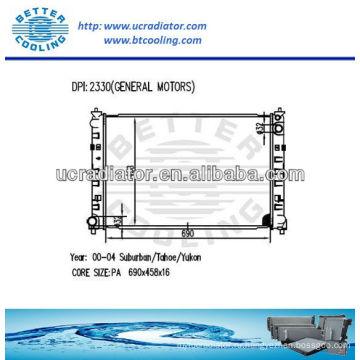 Радиатор для Mazda MPV VAN 00-05, GY0115200B / D