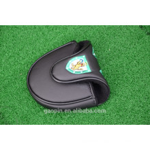 High-quality OEM Popular Waterproof leather golf set of wool golf cover