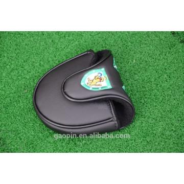 Высокое качество OEM популярные Водонепроницаемый кожаный гольф набор шерсти крышка гольф