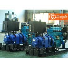 Водяной насос ротора дизельного двигателя