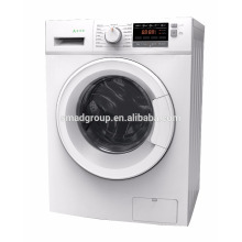 China Automatic Front Loading Laundry Washing Machine