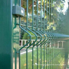 China Exporting PVC Coated 3D Wire Mesh Fencing