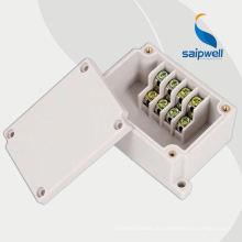 Распределительная коробка электрического кабеля IP65 Водонепроницаемая распределительная коробка провода