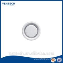 Metal air disc valve