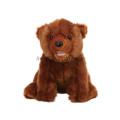 Brinquedos macios feitos sob encomenda do luxuoso do urso de pelúcia do brinquedo