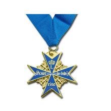 Unique Design Wholesale Promotional Medal Customization