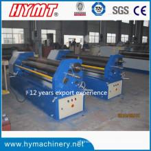 W11f-8X2000 Mechanische Typ 3 Rollen-asymmetrische SS-Plattenbiegemaschine