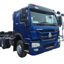 sinotruk tractor trucks howo 6x4 6x6 371hp 420hp 430hp  LHD /RHD color optional economical with dump trailer heavy