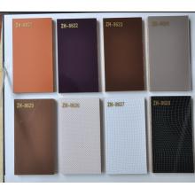 Panneau acrylique brillant anti-rayures pour armoires de cuisine (fabricant)