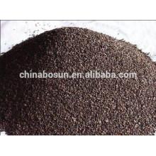 95% коричневый плавленого глинозема, коричневый оксид алюминия с низкой ценой