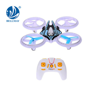 2.4GHz 6-axis Gyroscope Headless Mode RC Drone with Fantastic Colorful Lights